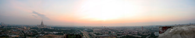 Morining_Moscow_panorama