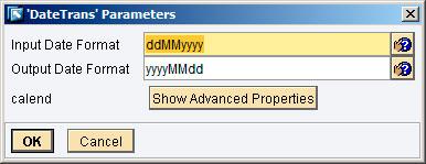 Рис.16: изменение формата даты при помощи  функции DateTrans