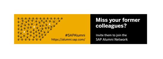 SAP Alumni